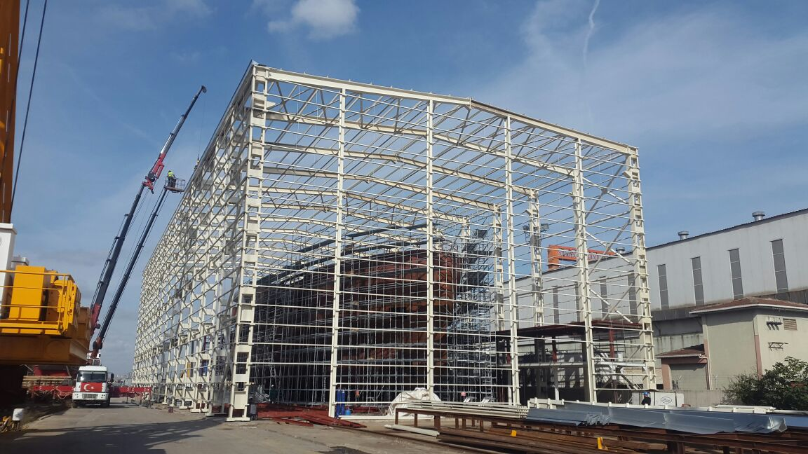 Projeler - | Saral Çelik Yapı ve Konstrüksiyon