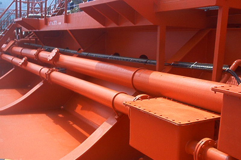 Gemi Sanayi İmalat - | Saral Çelik Yapı ve Konstrüksiyon